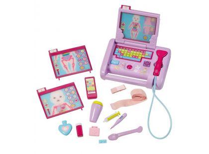 Baby Born Interaktivní Lékařský scanner 819579