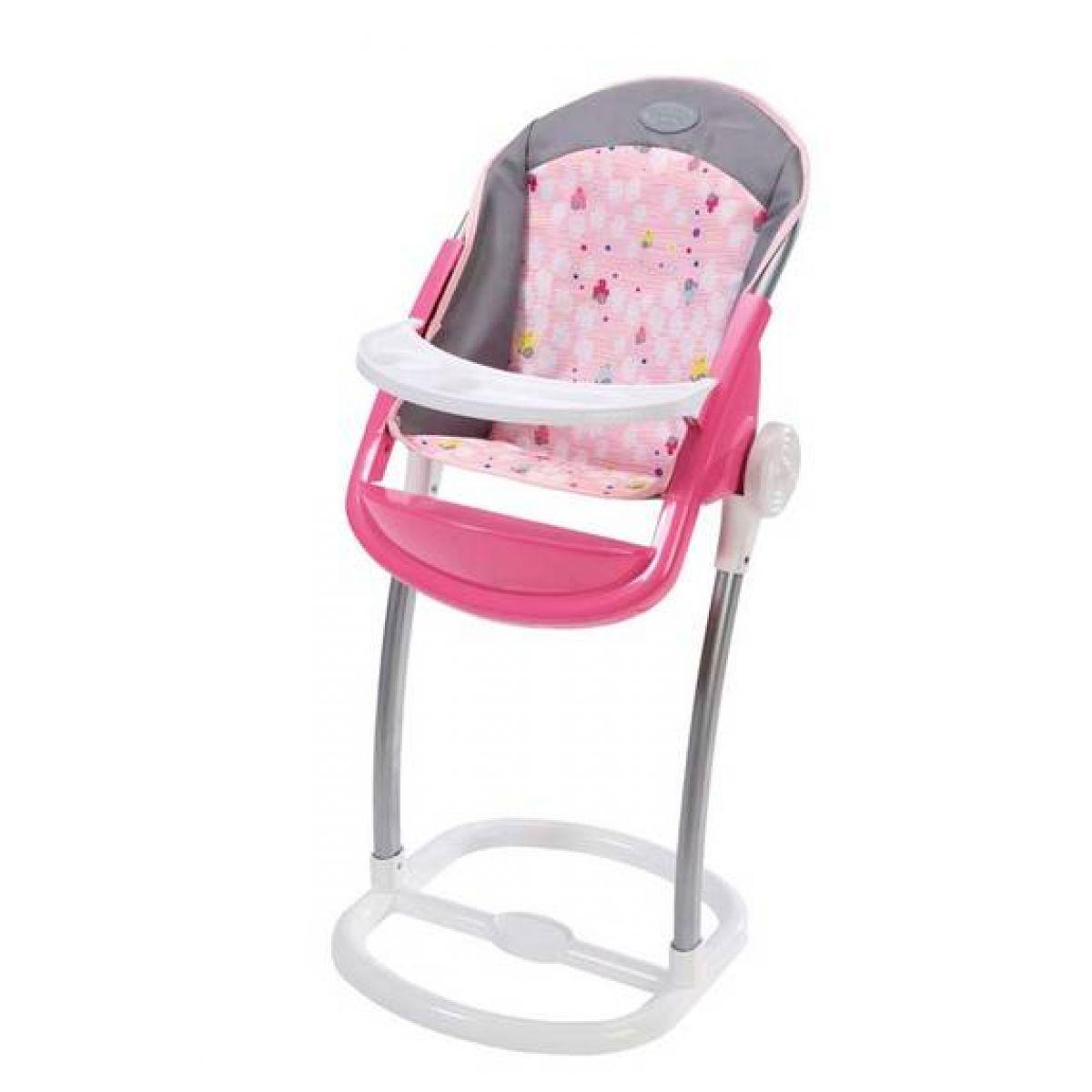 Zapf Creation Baby Born Jídelní židlička pro panenku