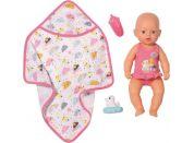 Zapf Creation BABY born My First Koupací panenka 30 cm