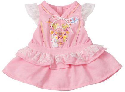 Baby Born Oblečení - Růžové se zajíčkem