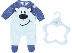 Baby Born Oblečení Sametový overal Modrý