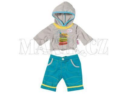 Baby Born Oblečení pro chlapečka - Burgery