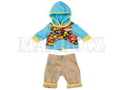 Baby Born Oblečení pro chlapečka 821411 - Lentilky