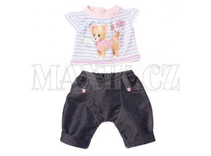 Baby Born Oblečení se zvuky zvířátek - Pes