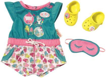 Baby Born Pyžamo a bačkůrky - Poškozený obal
