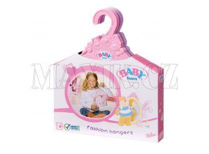 Baby Born Ramínka 5ks, 3 barvy 804568