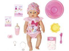 BABY born s kouzelným dudlíkem, holčička, 43 cm  - Poškozený obal
