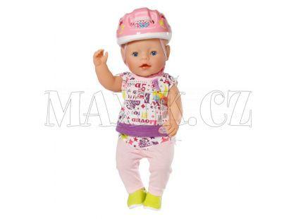 Baby Born Souprava oblečení s přilbou 819906