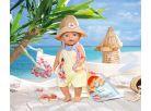 Baby Born Souprava plážového oblečení - Žlutá 2