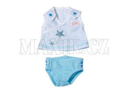 Baby Born Spodní prádlo - Tílko modré