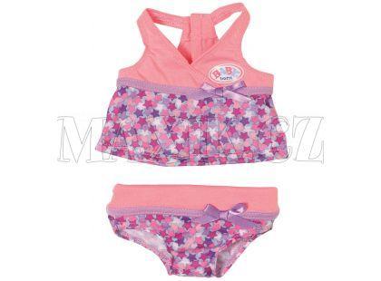 Baby Born Spodní prádlo na ramínku - Růžovo-fialová