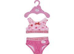 BABY born Spodní prádlo, 2 druhy, 43 cm růžové