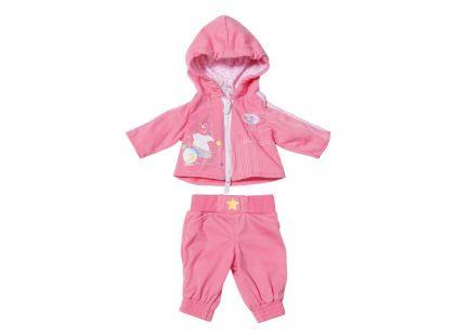 Baby born Tepláková souprava - Růžová