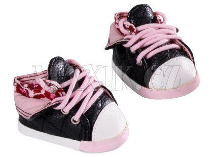 Baby Born Trendy botičky - Černá