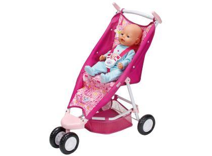 Baby Born Tříkolový kočárek 819845