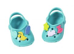 BABY born® Gumové sandálky Tyrkysové