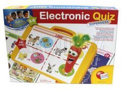 Baby genius elektro kvíz super Lisciani Giochi