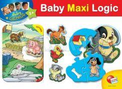 Baby genius maxi logik Lisciani Giochi