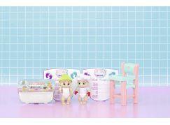 Baby Secrets Panenky s příšlušenstvím se židličkou