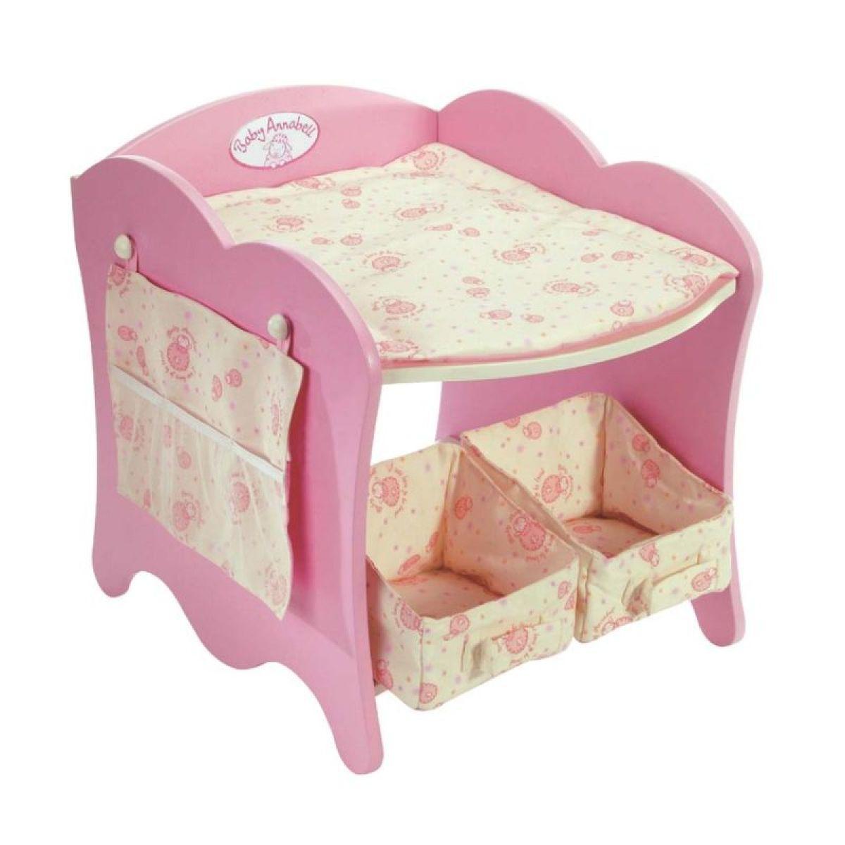 BabyAnnabell Přebalovací stůl pro Baby Annabell Zapf