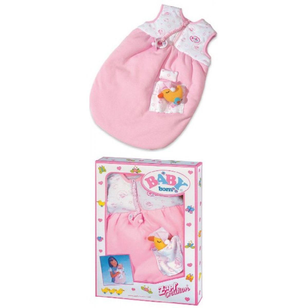 BabyBorn Spací pytel pro  Baby Born Zapf