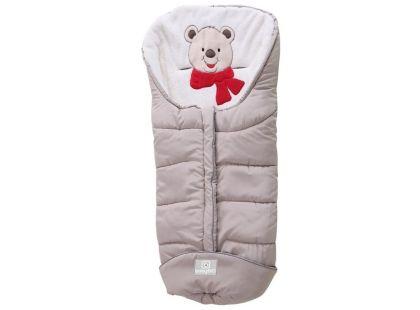 BabyGo Fusak Medvídek Bear Beige