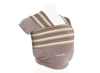Babymoov Baby šátek Knot Brown
