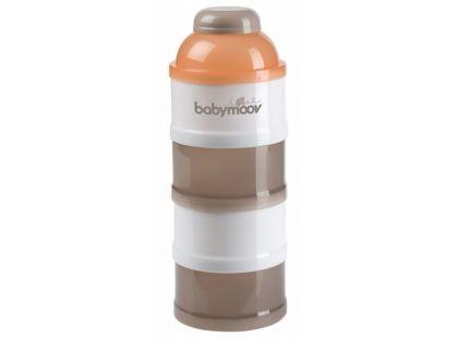 Babymoov Dávkovač sušeného mléka Apricot