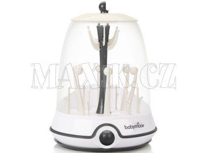 Babymoov Elektrický sterilizátor Turbo Cream