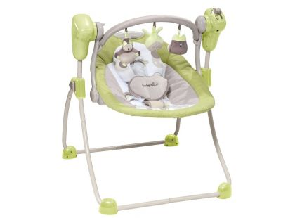 Babymoov Houpačka Bubble Swing Green