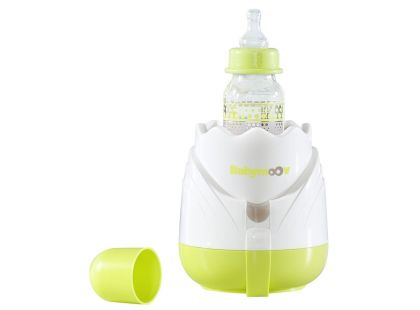 Babymoov Ohřívač lahví Tulip Green/Brown