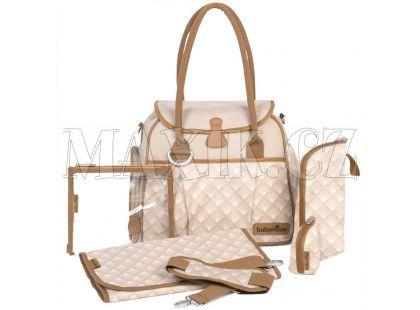 Babymoov Přebalovací taška Style Bag Taupe