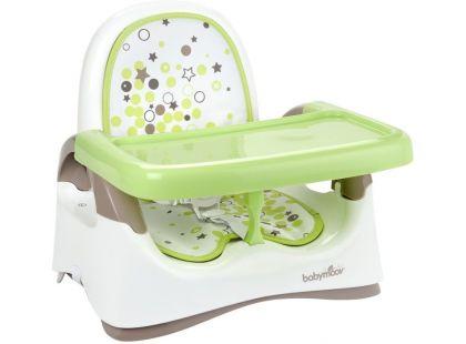 Babymoov Plastová židlička Compact Seat Green