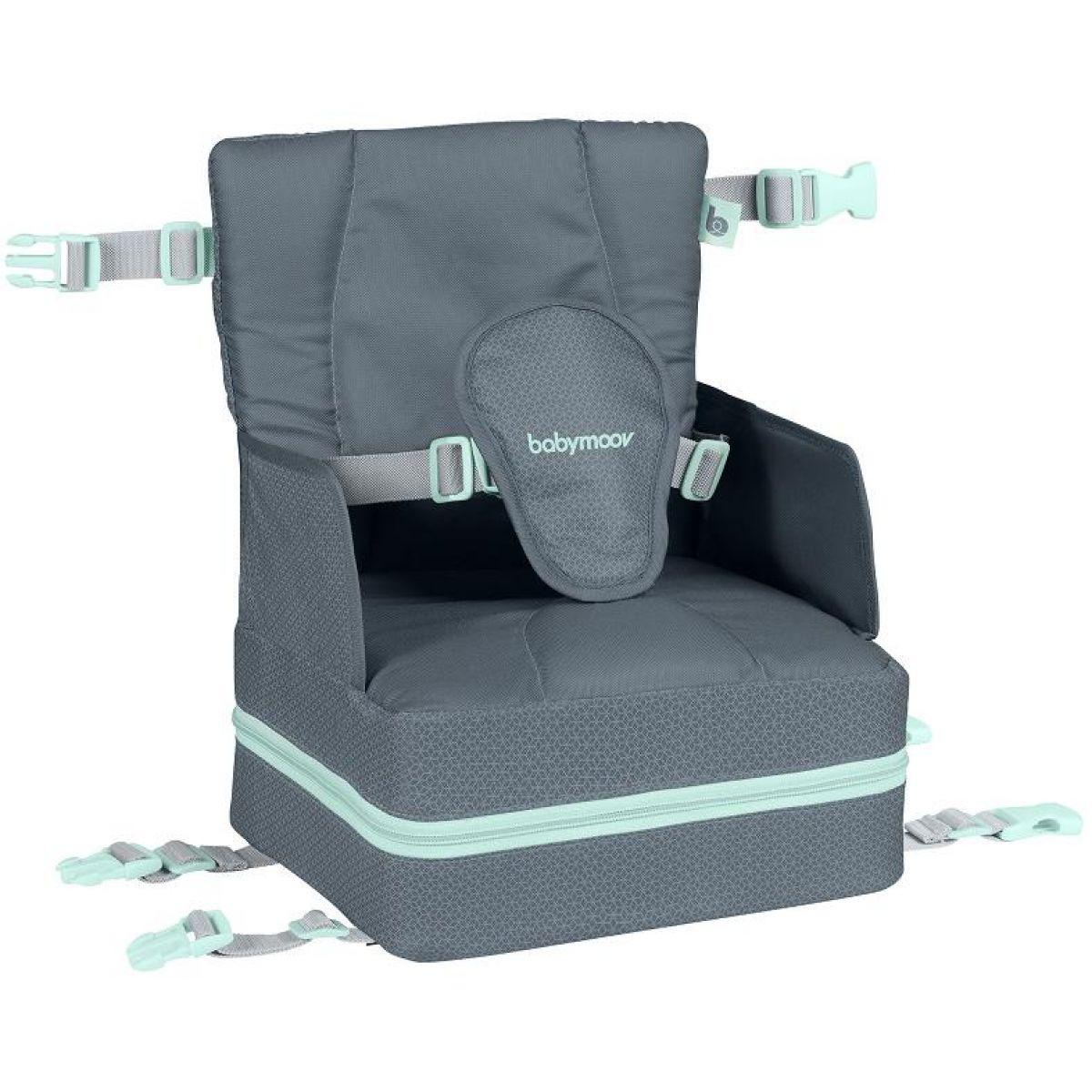 Babymoov přenosná židlička UP & GO SMOKEY
