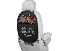 Babypack Organizer a ochrana autosedadla, černý