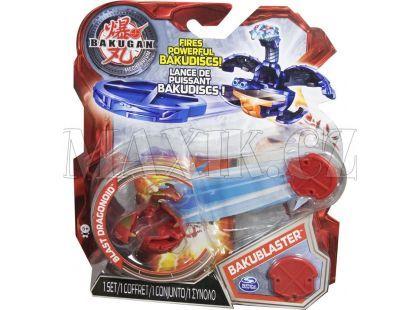 BAKUGAN 4 Bakustříleč disků BAKUBLASTER - Blast Dragonoid