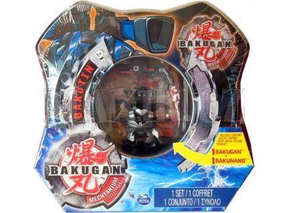 Bakugan BakuPlechovka Bakutin - Černý