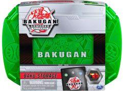Bakugan sběratelský kufřík S2 zelený