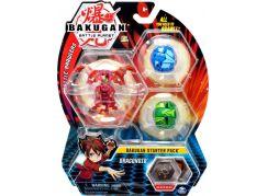 Bakugan startovací sada 3 ks Dragonoid