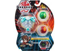 Bakugan startovací sada 3 ks Haos Hyper Dragonoid