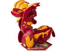 Bakugan velký deka bojovník s2 Dragonoid červený