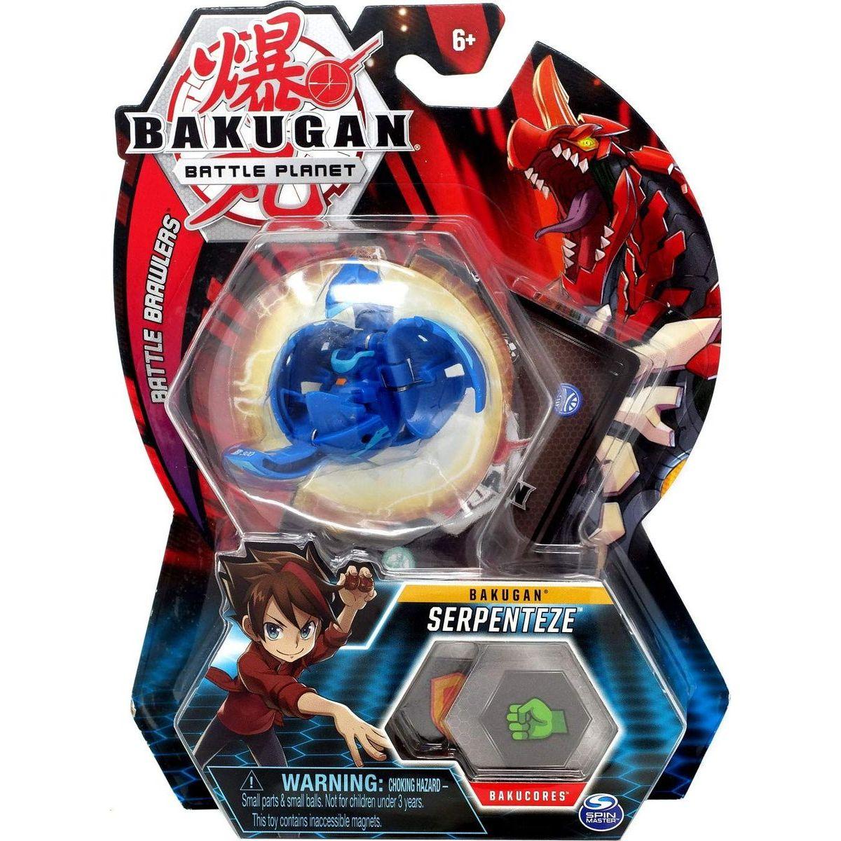 Bakugan základní balení Serpenteze