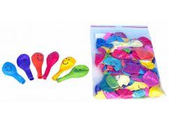 Balónek nafukovací s potiskem Smile 100ks