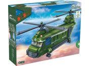 BanBao Armáda 8852 Vojenský vrtulník