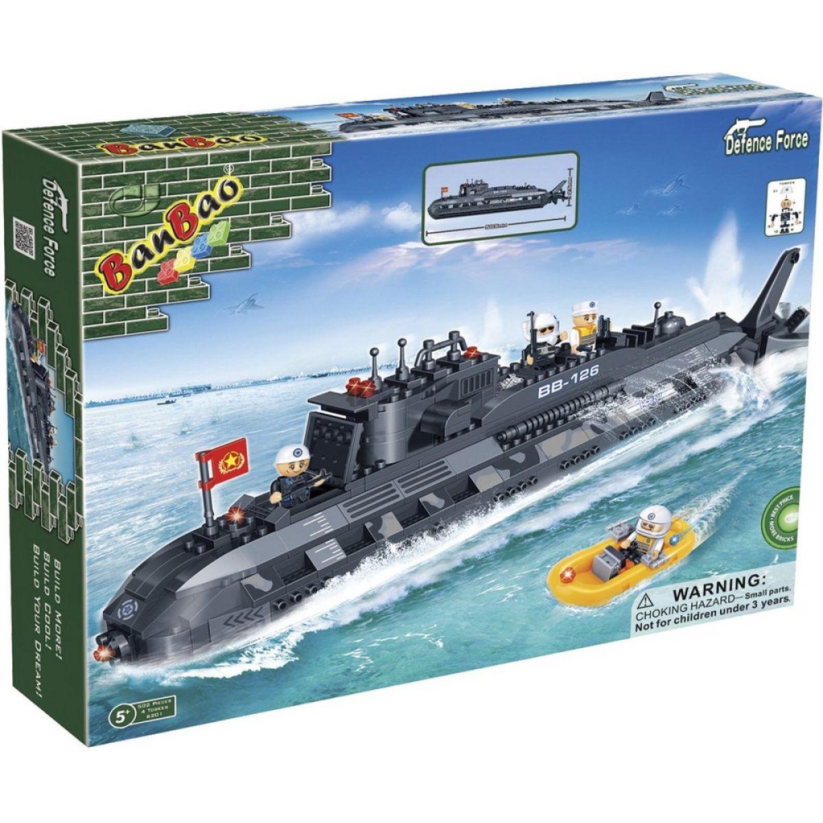 Banbao Armáda 6201 Ponorka BB-126