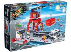 Banbao Doprava 8766 Nákladní přístav
