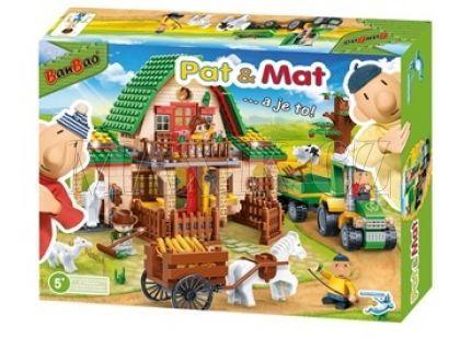 Banbao Eco Farm 0225 Pat a Mat Velká farma