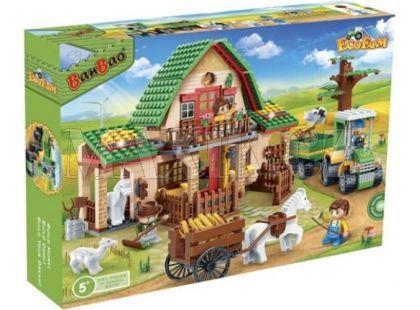 Banbao Farma 8579 Farma velká s traktorem