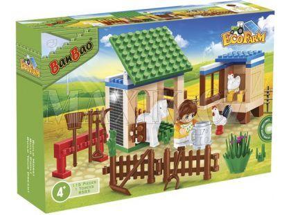 Banbao Farma 8585 Zahrádka se zvířátky