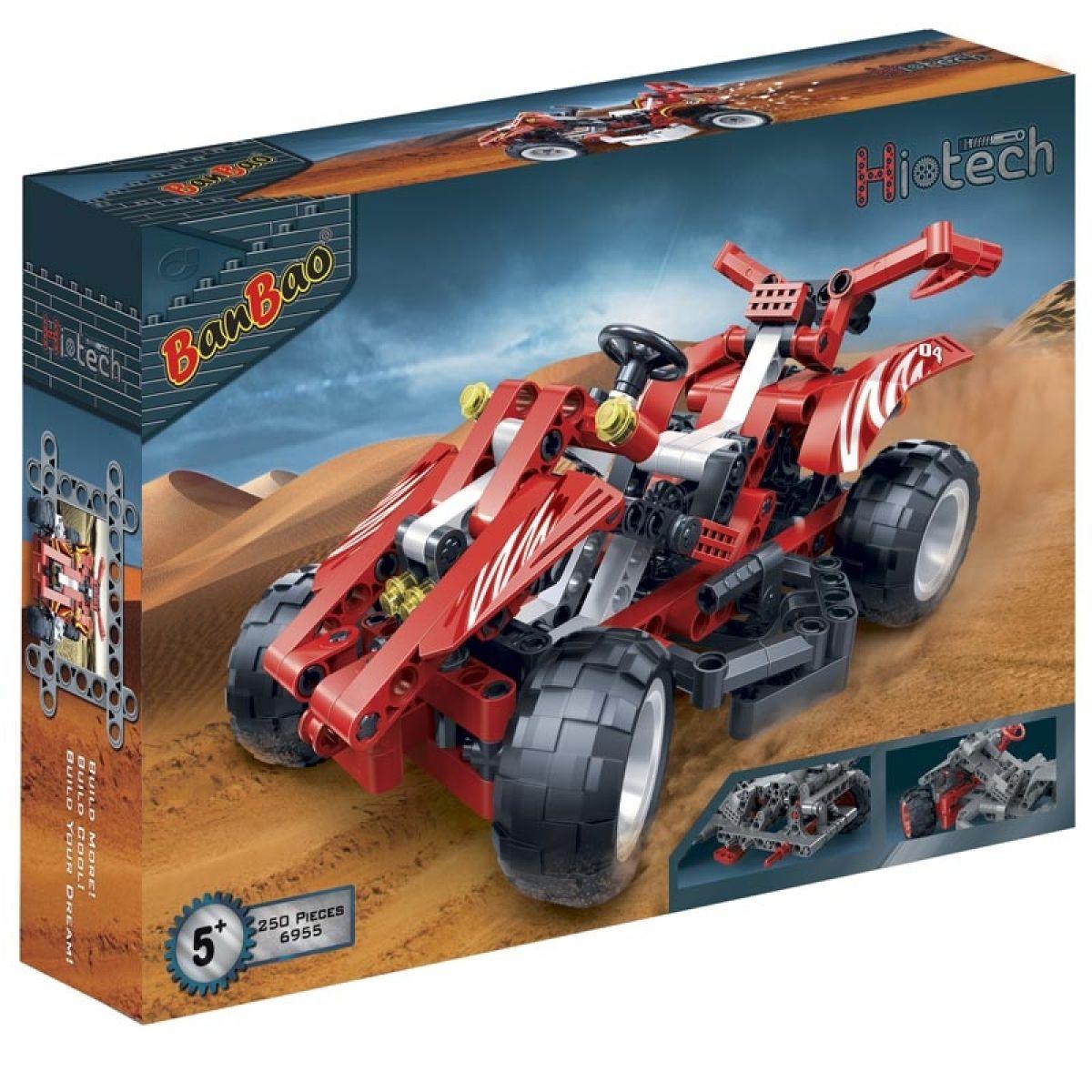 Banbao Hi-tech 6955 Auto racing 04